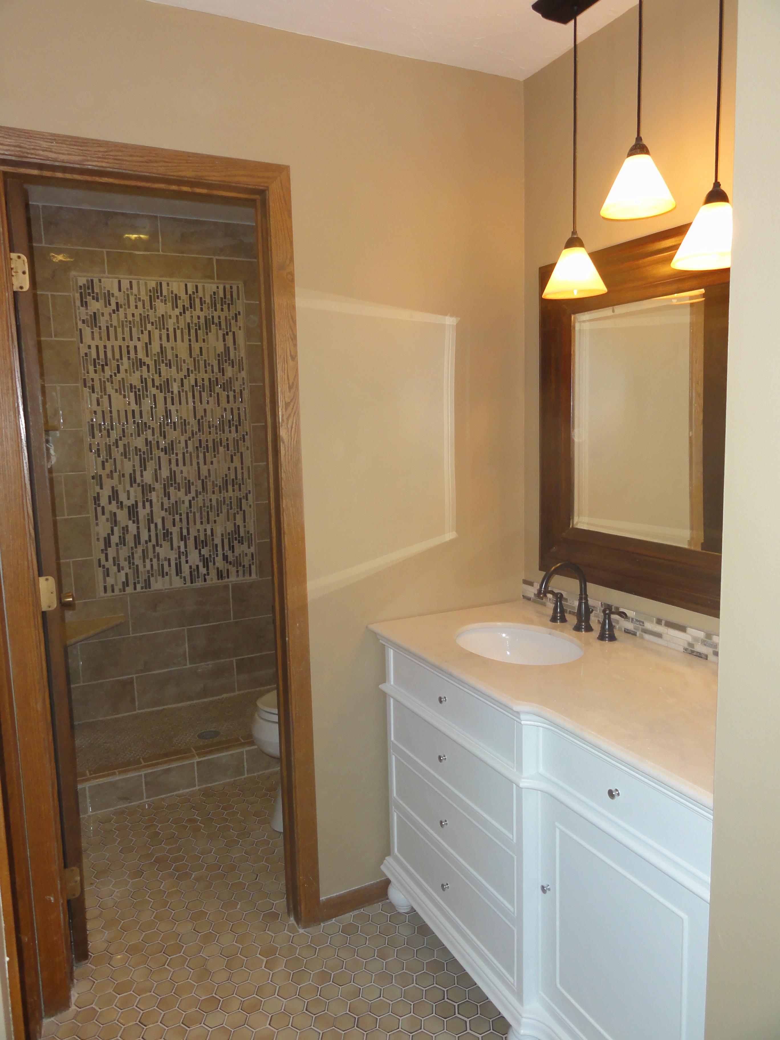 Bathroom Remodel - After - Prior Lake