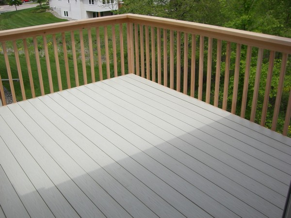 Deck Flooring (Composite) - After - Savage