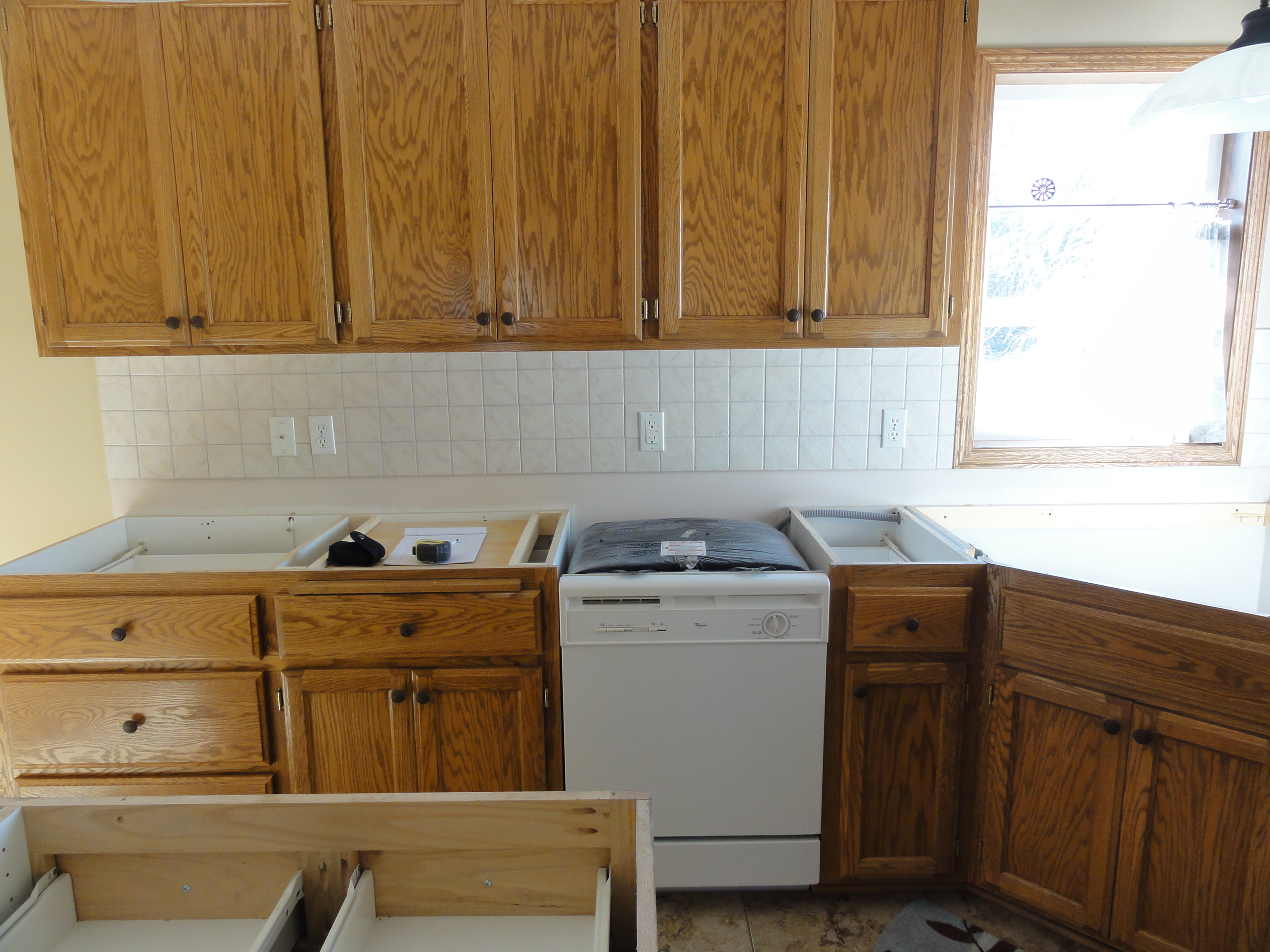 Kitchen Remodel - Before - Savage