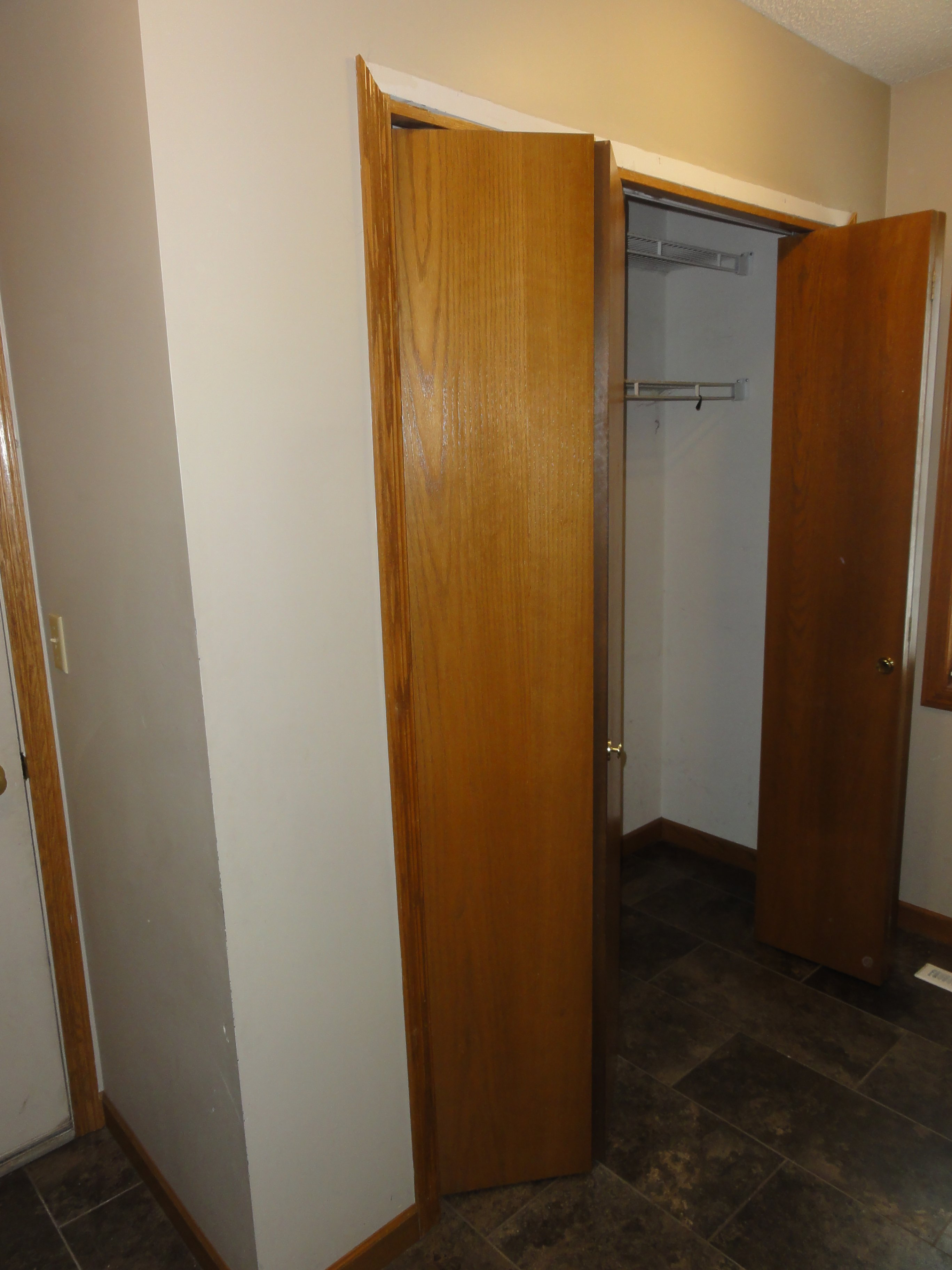 Mud Room Remodel - Before - Eden Prairie