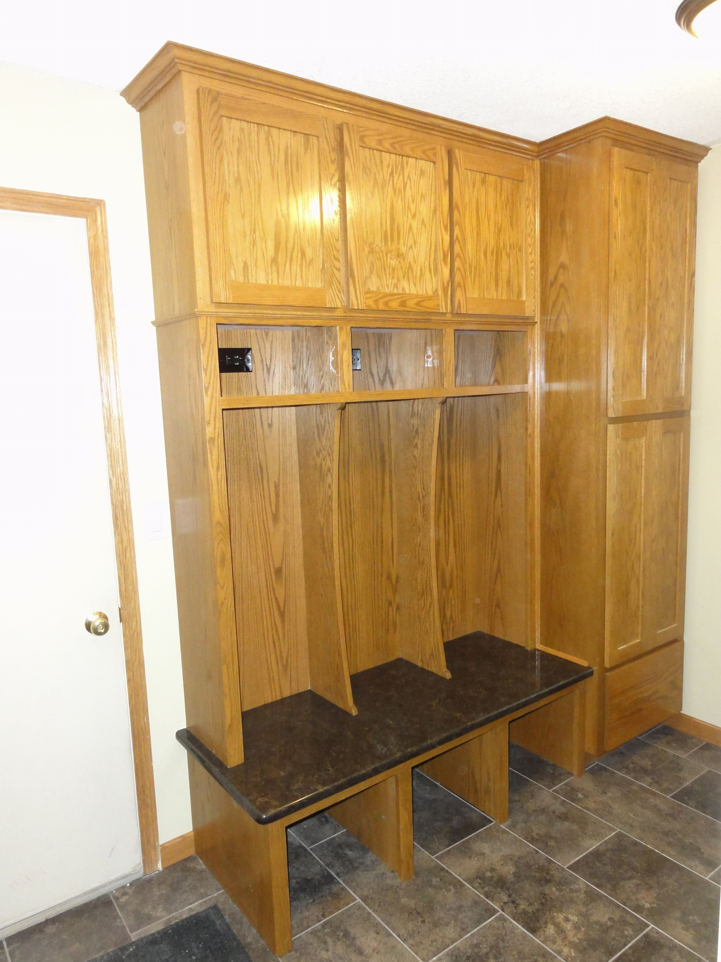 Mud Room Remodel - After - Eden Prairie
