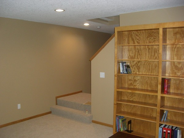 Basement Finish - After - New Prague
