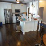 Installing Red Oak Hardwood Floor - After - Rosemount