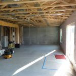 Basement Finish - Before - Lakeville