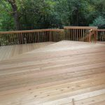 Deck Resurfaced, and New Handrails With Cedar - Approx. 850 sq. ft. - Apple Valley