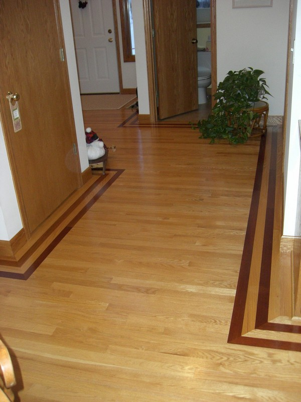 Hardwood Floor Installation 1 - Prior Lake
