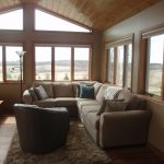 Four Season Porch and Deck Addition - Interior Done - Lakeville